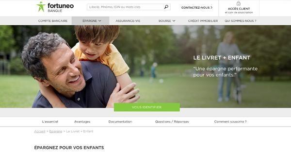 Banque en ligne et Livret Epargne